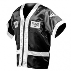 Everlast 100% Poly Satin Corner Jacket