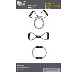 Everlast Latex Resistance Band Kit