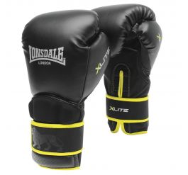 Lonsdale X-lite Training Glove Black/acid