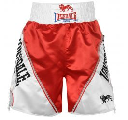 Lonsdale Pro Large Logo Braid & Tassle Trunk