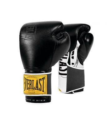 Everlast 1910 Spar Gloves Hook Loop