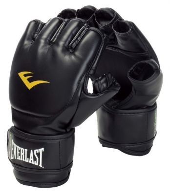 Everlast Martial Arts Pu Grappling Gloves