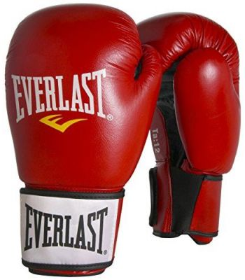 Everlast Moulded Foam Training Glove In Leather