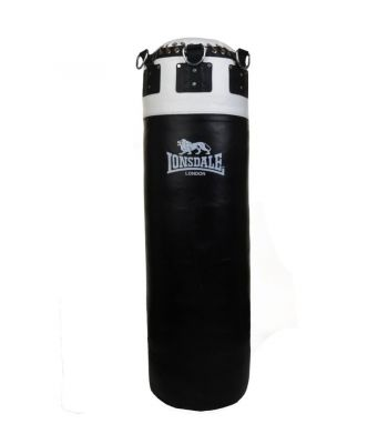 Lonsdale L60 Colossus Leather Punch Bag 60kg