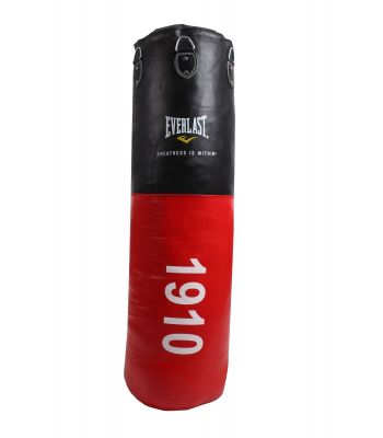 Everlast 1910 Heavy Premium Punch Bag - Unfilled