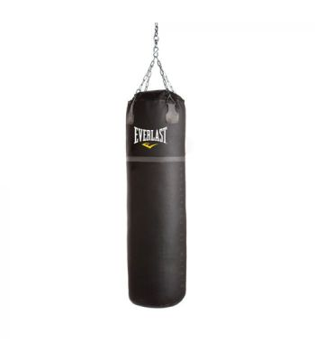 Everlast Leather Heavy Bag Filled 70LB
