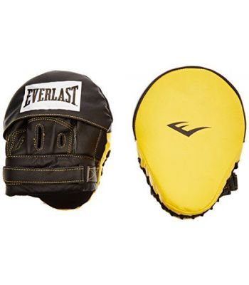 Everlast Leather Mantis Punch Mitts