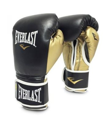 Everlast Powerlock Haken & Schlinge Trainingshandschuhe
