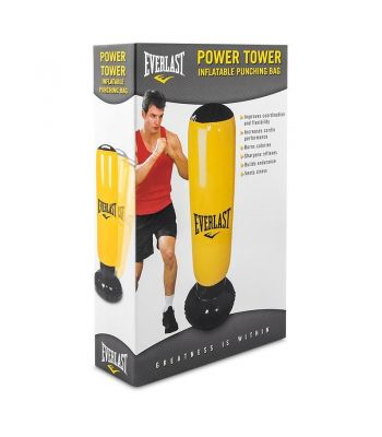 Everlast Power Tower Inflatable Punching Bag