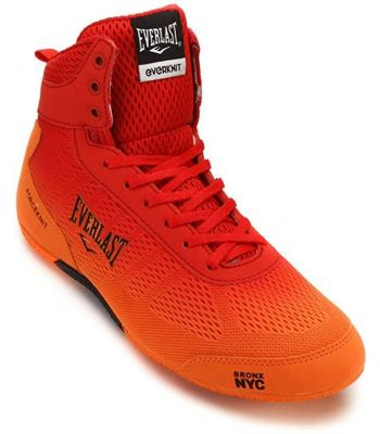 Everlast Forceknit Boxing Shoes High Risk