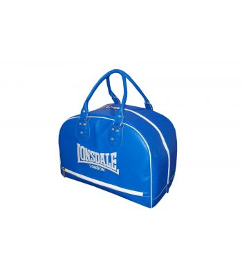 Lonsdale Leather Style Holdall