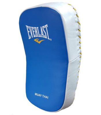 Everlast Leather Curved Thai Pads