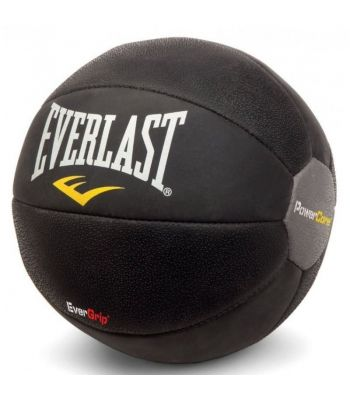 Everlast Fit Powercore Medicine Ball Black 9lbs