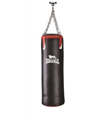 Lonsdale L-core Colossus Leather Punch Bag 60kg