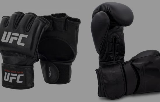 Basic Difference Between Boxing Gloves And Muay Thai & Mma Gloves