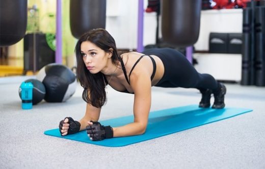 Boxing Training For Core Strength Starts From Your Center