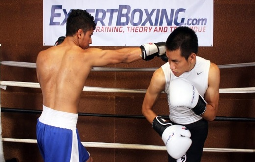 How To Master The Lead Hook In Boxing